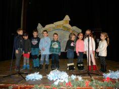 Vianočné akadémie detí ZŠ a MŠ..vianočné trhy ..december 2017