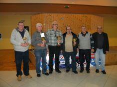 Mariášový turnaj o pohár starostu obce...január 2018