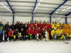Novoročný hokejový turnaj o pohár starostu obce Čaňa p.M.Rečku ...január 2018