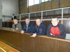 """Štefanský halový futbalový turnaj """"Mladdých"""" a """"Starých"""" pánov december 2018..."""