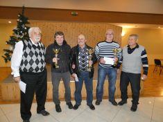 Novoročný turnaj o pohár starostu obce M.Rečku v mariáši...január 2019