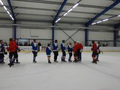 Novoročný turnaj o pohár starostu obce p.M.Rečku v ľadovom hokeji..