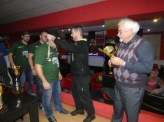 Bowlingový turnaj o pohár starostu obce p.M.Rečku....február 2019