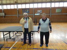 Stolnotenisový turnaj o pohár starostu obce ....apríl 2019