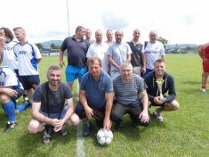 Regionálny futbalový turnaj o pohár predsedu regiónu ...22.jún 2019