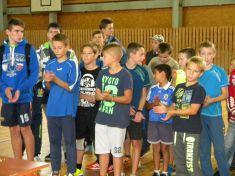 Futbalový turnaj miništrantov..