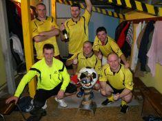 Štefanské futbalové turnaje...mladých a starých...december 2016