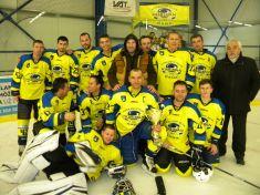 "Hokejový a ""Mariášsky"" turnaj o pohár starostu obce ...."