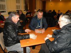 Turnaj o pohár starostu obce v mariáši ...6.január 2017