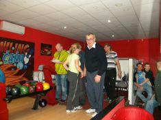 Bowlingový turnaj o pohár starostu obce..február 2017