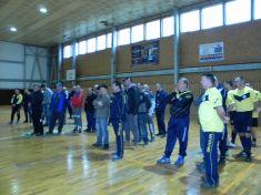 Jozefovský futbalový turnaj...marec 2017