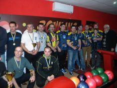 Bowlingový turnaj o pohár starostu obce...február 2016