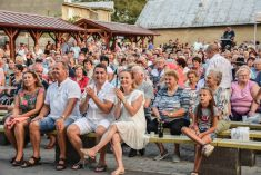 Deň obce  Čaňa august 2019
