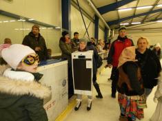 Trojkráľový karneval na ľade..zimný štadión ..január 2020
