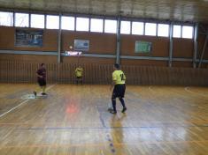 """Štefanský  halový futbalový turnaj """"Mladých a Starých"""" pánov..december 2019"""