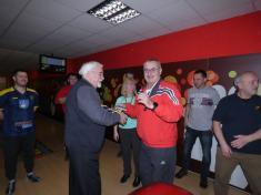 Bowlingový turnaj o pohár starostu obce február  2020